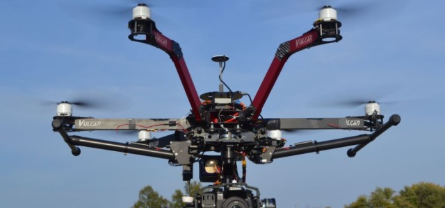 Review: Vulcan 900mm SkyHook Hexacopter