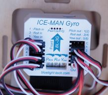ICE-MAN GYRO BL-3GRC