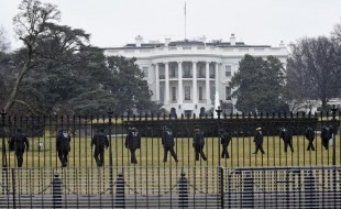 Quadcopter crashes into White House