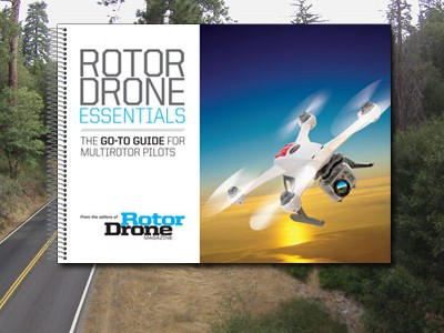 RotorDrone Essentials Available Now!