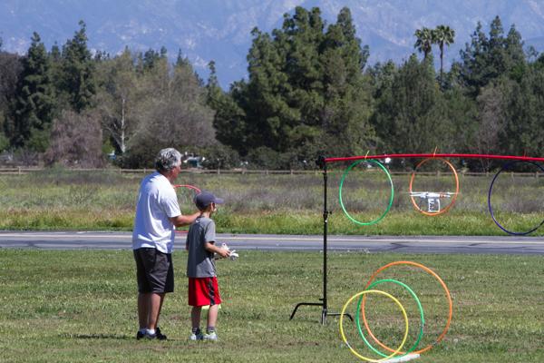 International Drone Day 2015 Rotordrone