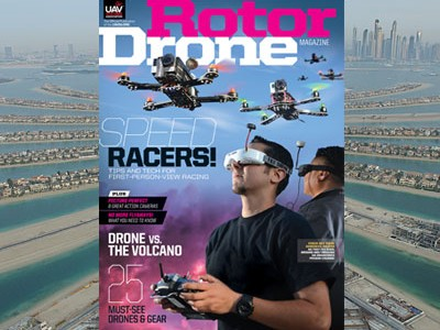 RotorDrone Magazine May/June Issue