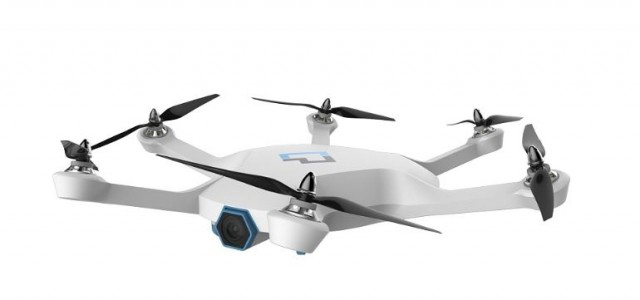 Roomba Co Designer Takes To The Air With A Very Cool Drone