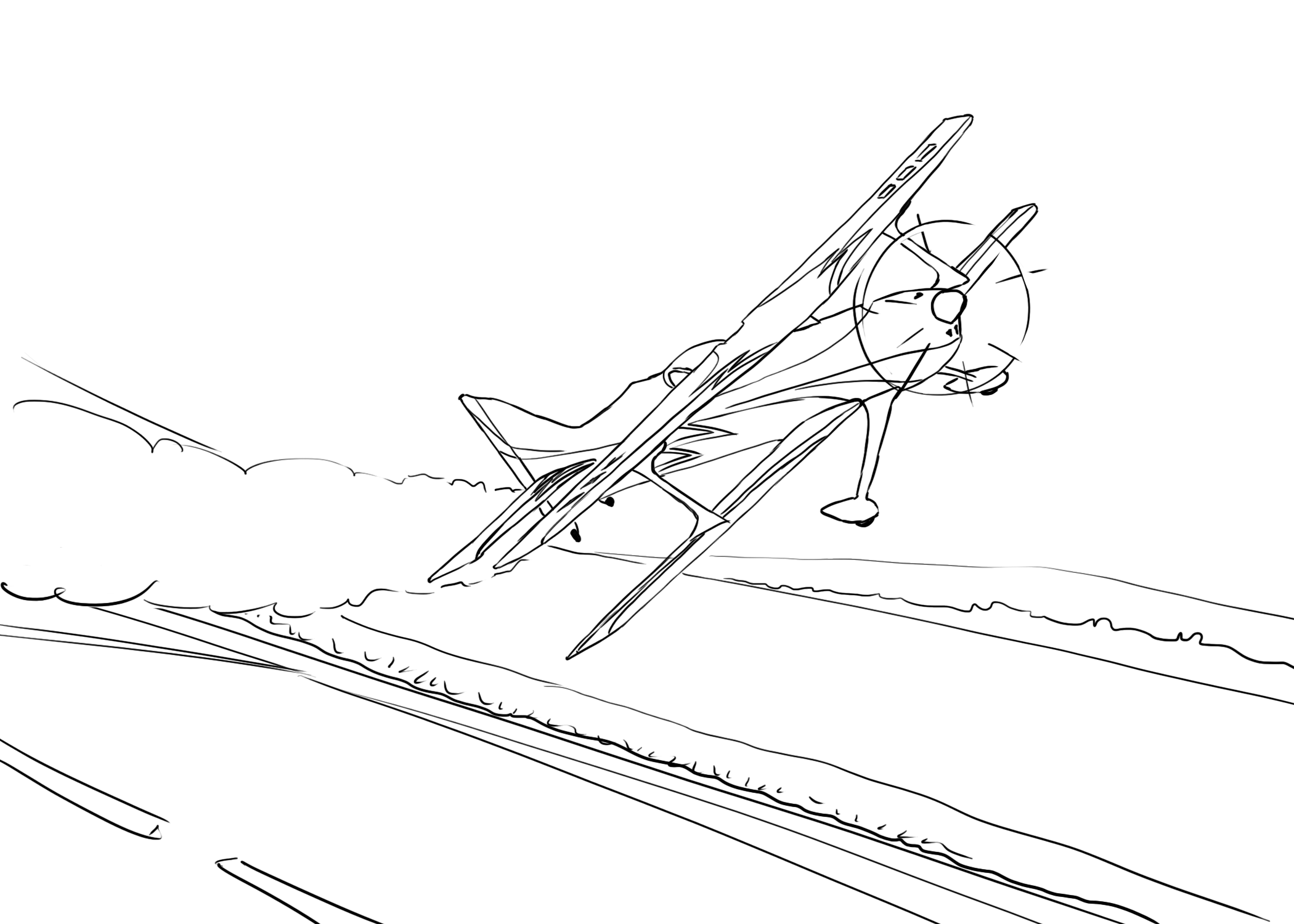 Heres An Example Of One The Aircraft Pages