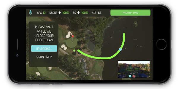 Airnest iOS App For Drones
