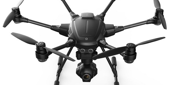 Exclusive – The Yuneec Typhoon H!