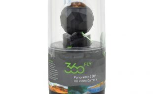 360fly Panoramic 360° HD Video Camera [VIDEO]