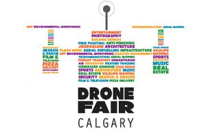 RotorDrone Magazine is Proud to Announce it's Media Partnership with Drone Fair Calgary!
