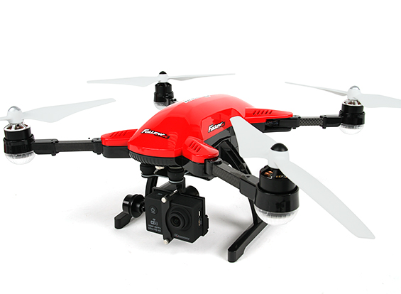 Quanum FollowMe Aerial Action Camera Drone 11