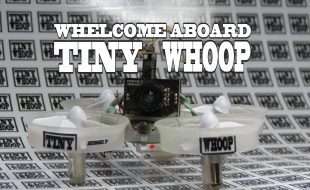 Tiny Whoop FPV Flights