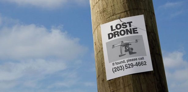 Don't Lose that Drone – Flyaway no more!