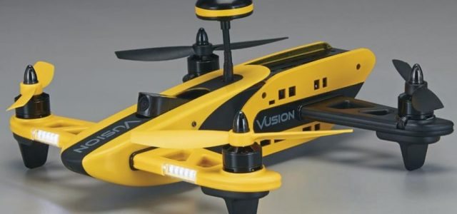 Rise Vusion 250 Extreme FPV Race Pack