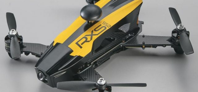 RISE RXS255 Extreme Speed FPV Racer - Rotor Drone