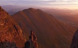 Video: Drones Over Scotland