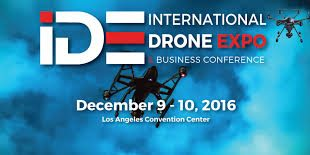 RotorDrone Magazine at the International Drone Expo (IDE)