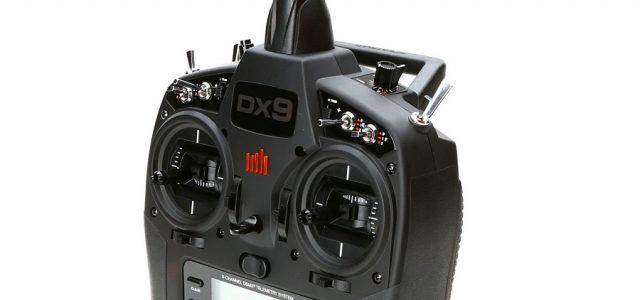 Spektrum DX9 Black Edition - RotorDrone