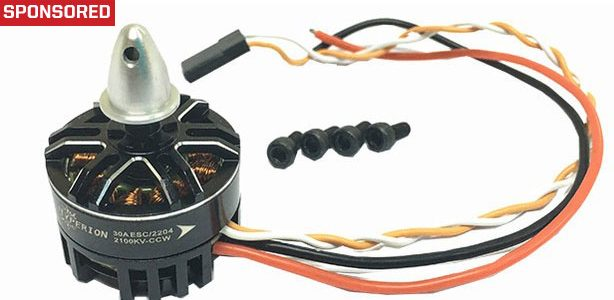 Multirotor Motor Guide Rotordrone