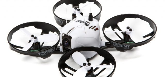 Blade Torrent 110 FPV Drone BNF Basic [VIDEO]
