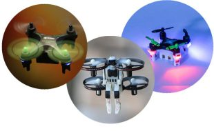 Drone Holiday Stocking Stuffers to Give (Or Get!)