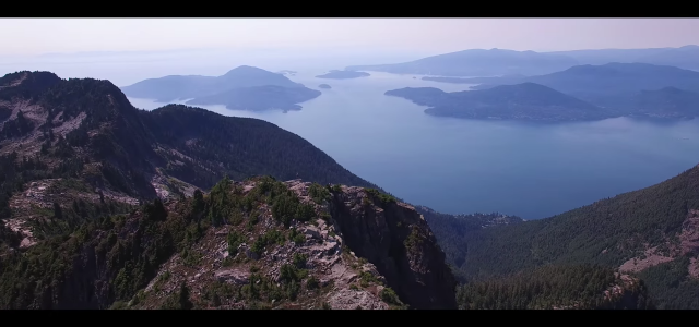 West Canada by Drone