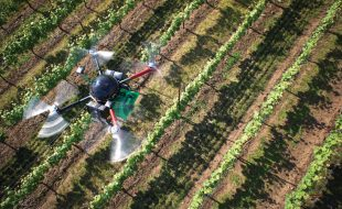 Multirotors give Agriculture a boost