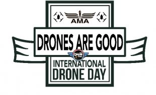 What are you doing for International Drone Day?