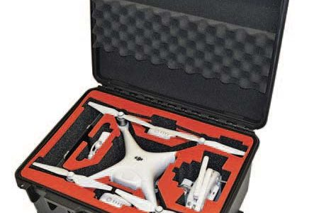 What to look for when choosing how to protect your drone