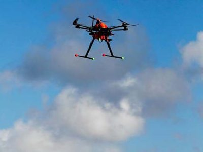 UAS for Search and Rescue