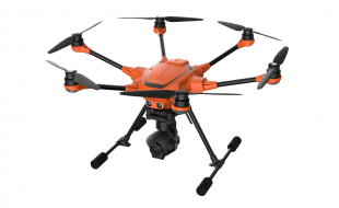 Yuneec H520 Commercial UAV Now Available