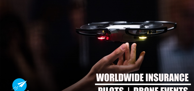 Drone news: IDRA offers insurance to events