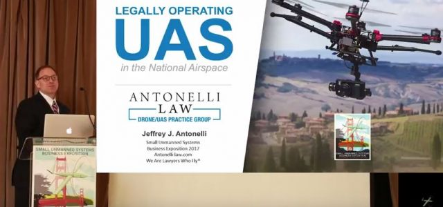 """Drone News: """"Legal View"""" columnist discusses policy [VIDEO]"""