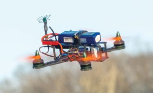 DIY Drone Racer  – Kit Building Made Easy