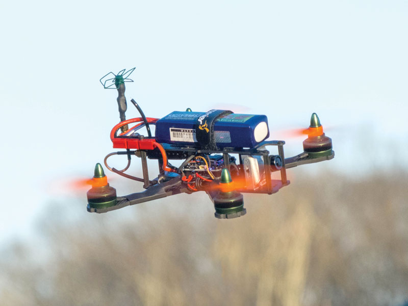 DIY Drone Racer - Kit Building Made Easy - RotorDrone