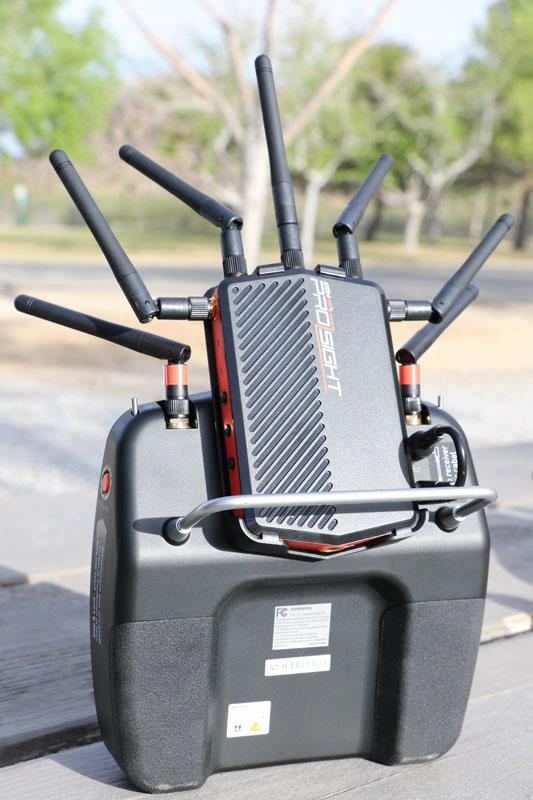Drone Review: récepteur Falcore Connex