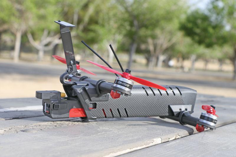 Drone Review: tambours Concore Falcore