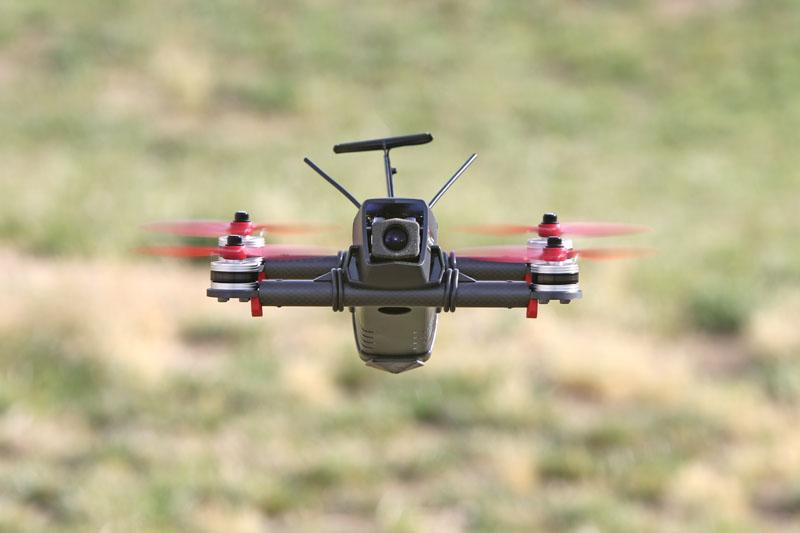 Drone Review: Connex Falcore - Sélection du mode