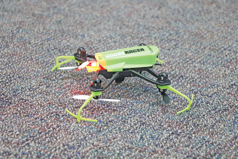 Drone Reviews: RISE Vusion House Racer