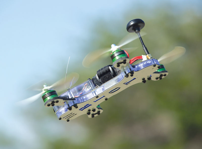 Drone Reviews: Thrust UAV Riot 250R Pro - Bottom Line