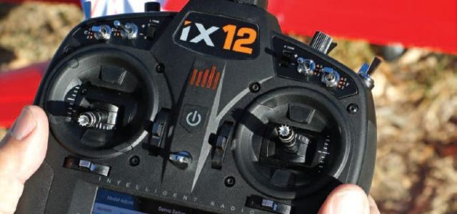 First Look: The Future is Here with the new Spektrum iX12 Radio System