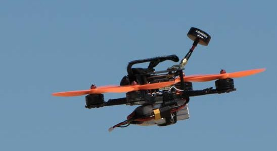 how to build your own drone racer