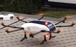 Drone News: Airbus delivers packages to university campus