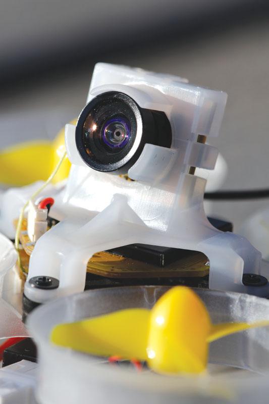 Drone Reviews: NewBeeDrone AcroBee  - camera