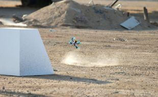 DR1 Race at Mojave Boneyard – Behind the Scenes