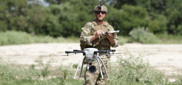 Drone News: Mission-Ready Sky Ranger