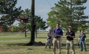 Kansas State & Wildlife Dept. Partner for UAS Training