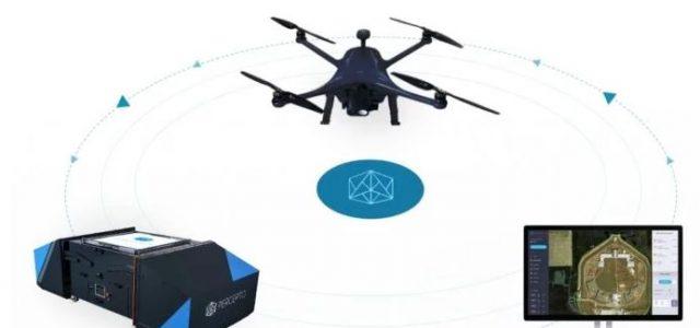 Percepto's Drone in a Box [VIDEO]