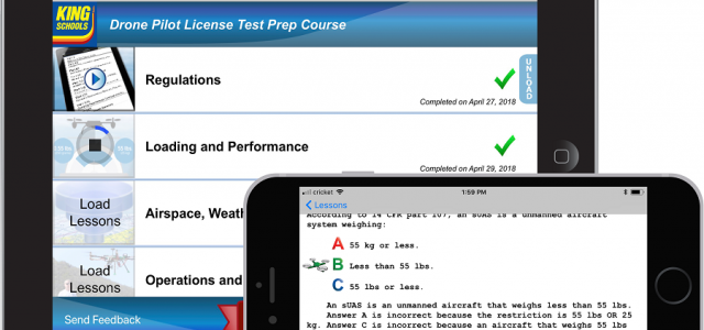 King Schools Releases App For Prep Courses