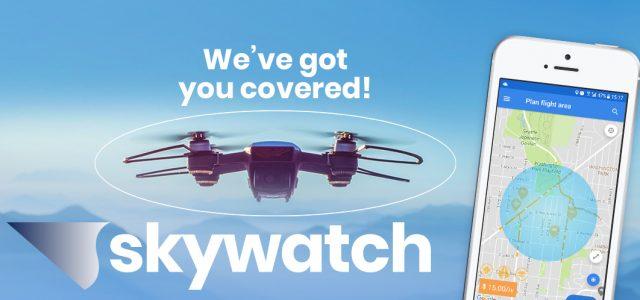 SkyWatch.AI Drone Insurance App