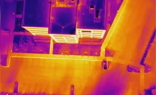 Roof Inspections with Thermal Imaging