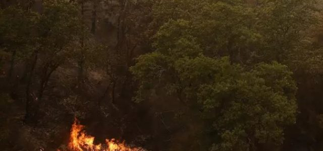 Air National Guard Drone Helps in Carr Fire